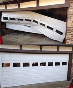 Garage Door Replace Broken Springs Cypress Texas